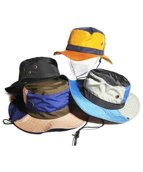 取り扱い,取扱い,取扱,ファッション,コーデ,コーディネート,プチプラ,プチプライス,ブランド,かわいい,カワイイ,可愛い,使いやすい,安い,hat,帽子,ハット,アドベンチャーハット,アウトドア,キャンプ,はっ水,撥水,ポケッタブル,ブラック,黒,オレンジ,ネイビー,オリーブ,ブルー,ターコイズ,クレイジー,クレイジーパターン