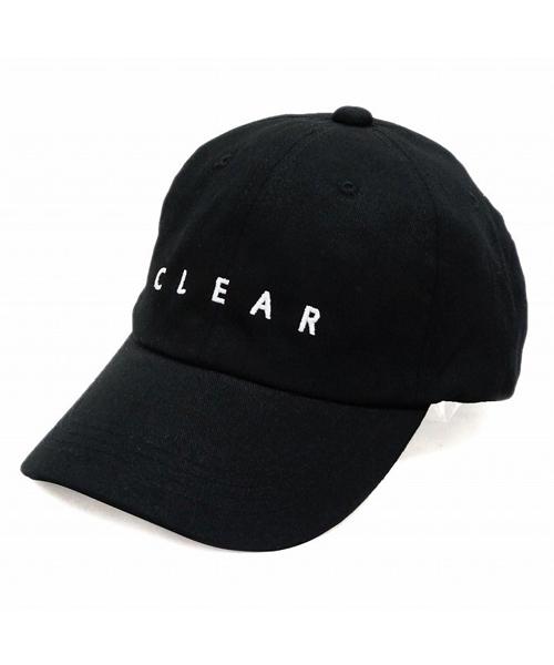 取り扱い,取扱い,取扱,ファッション,コーデ,コーディネート,プチプラ,プチプライス,ブランド,かわいい,カワイイ,可愛い,使いやすい,安い,cap,帽子,キャップ,シンプル,ローキャップ,定番,clear,刺繍,ツイル,ベージュ,ブラック,黒,プレゼント