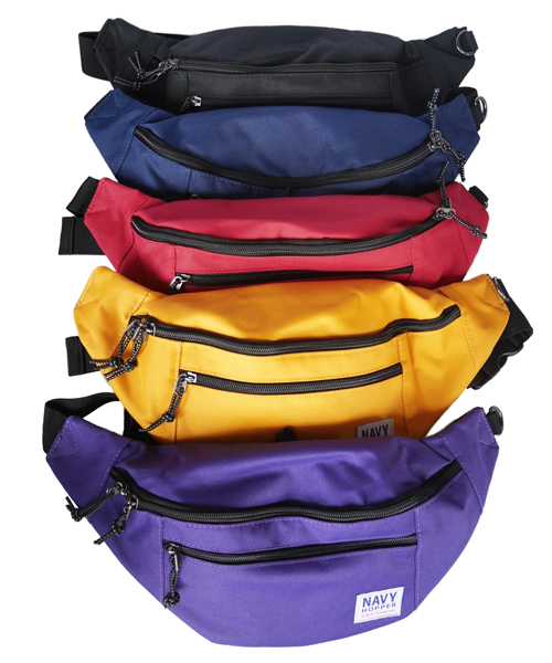 バッグ,ファッション,コーデ,コーディネート,プチプラ,プチプライス,ブランド,かわいい,カワイイ,可愛い,使いやすい,安い,ウエストバッグ,ボディバッグ,navyhopper,ネイビーホッパー