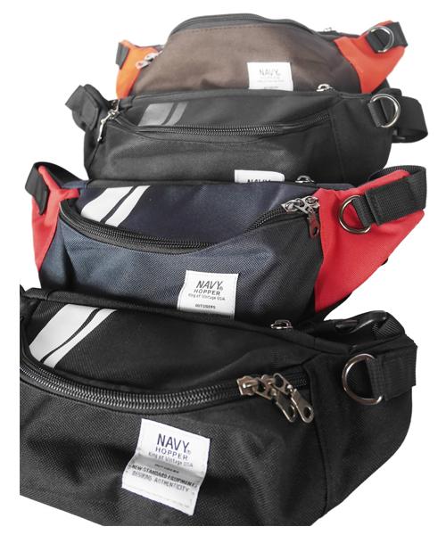 バッグ,ファッション,コーデ,コーディネート,プチプラ,プチプライス,ブランド,かわいい,カワイイ,可愛い,使いやすい,安い,navyhopper,ネイビーホッパー,ウエストポーチ,ウエストバッグ,ヒップバッグ,ボディバッグ