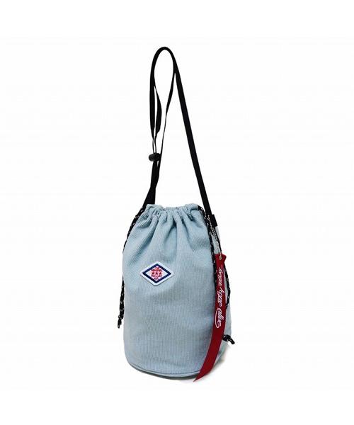 バッグ,ファッション,コーデ,コーディネート,プチプラ,プチプライス,ブランド,かわいい,カワイイ,可愛い,使いやすい,安い,古着,holidayam,ホリデーエーエム,巾着,巾着バッグ,ショルダーバッグ,コーデュロイ